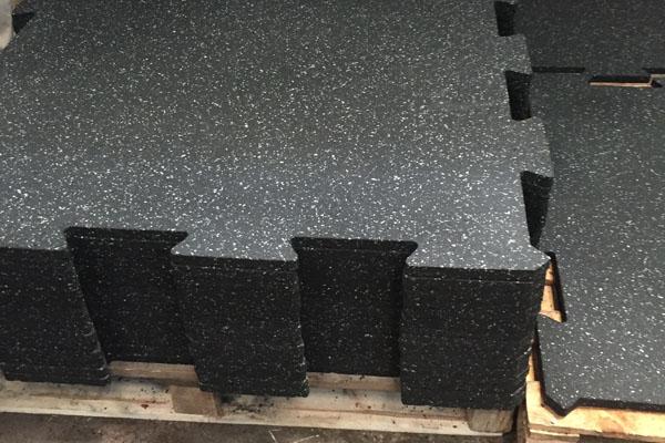 High Impact Rubber Tiles Rubber Tiles