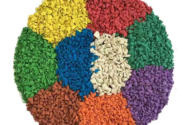 High Quality Epdm Granules Epdm Granules